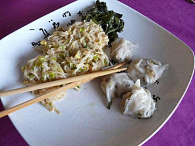 Recettes de bouchees vapeur - Cuisine asiatique vapeur ...