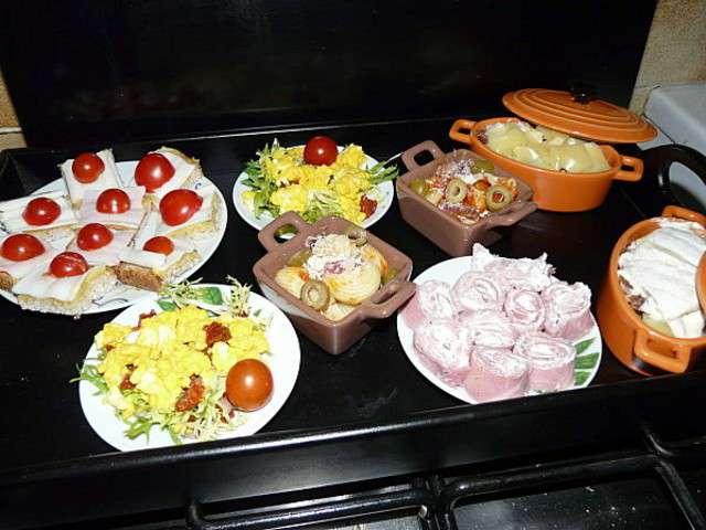 Recettes de plateau tv - Blogs recettes de cuisine ...