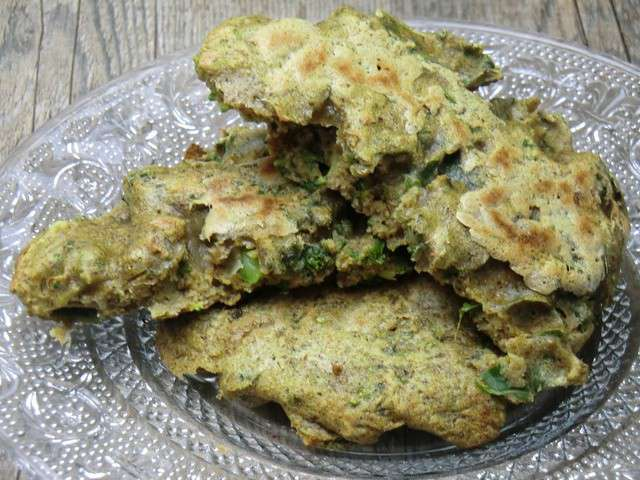 Recettes de brocolis et galette - Galette sarrasin sans oeuf ...