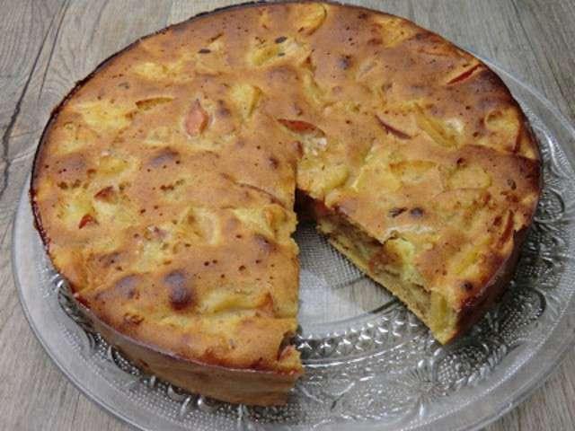 Recettes de g teau aux pommes et cuisine sans gluten - Recettes cuisine sans gluten ...