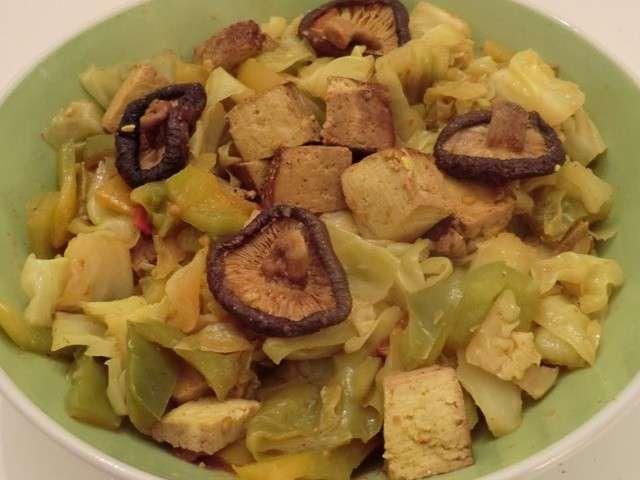 Recettes de daikon et shiitake - Ma petite cuisine by audrey ...