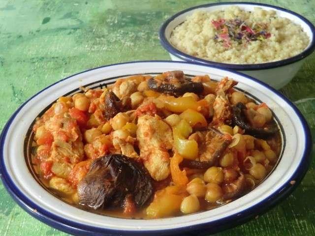 Recettes de pois chiche et cuisine sans gluten 4 - Recette de cuisine sans gluten ...