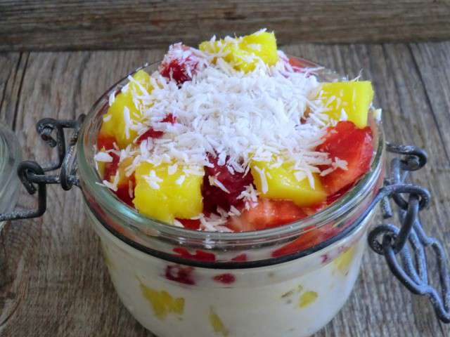 Recette gateau mangue sans gluten
