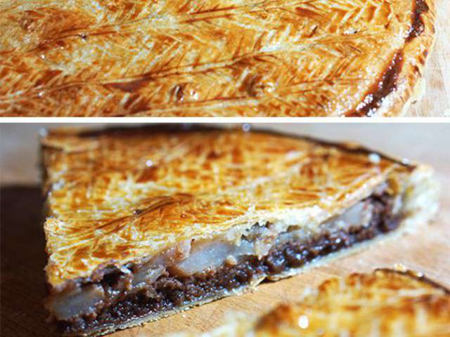 recettes de poire de ma recette de cuisine illustr 233 e clafoutis et gribouillis