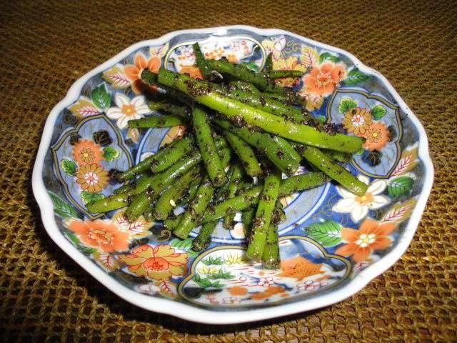 Recettes de haricots de ma vraie cuisine japonaise - Ma vraie cuisine japonaise ...