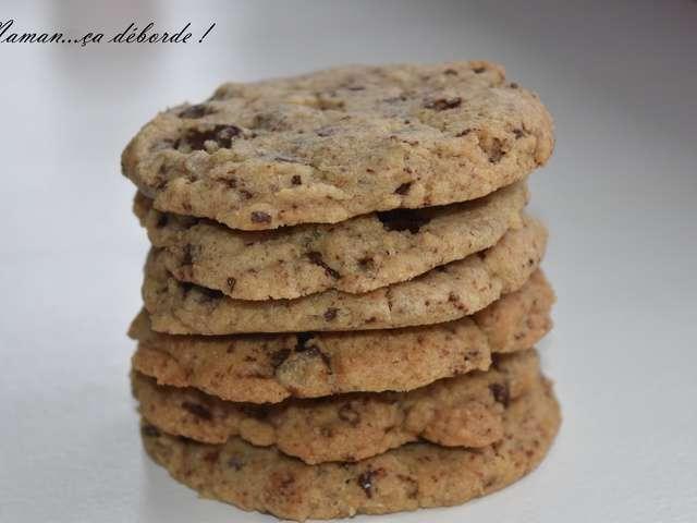Recettes de cookies de maman a d borde - Recette cookies laura todd ...