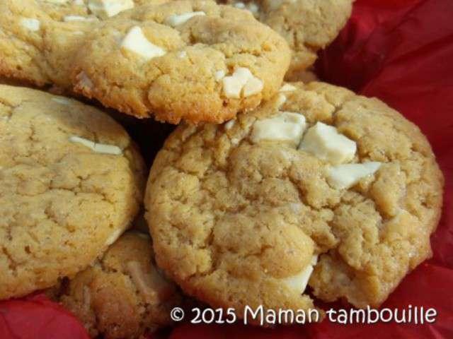 Recettes de cookies et beurre de cacahu te 5 - Cookies beurre de cacahuete ...