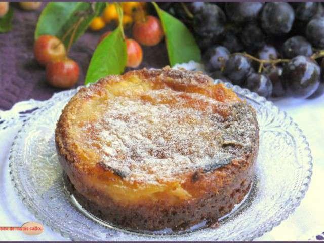Recettes de g teau aux pommes de la cuisine de mamie caillou - Caillou fait la cuisine ...