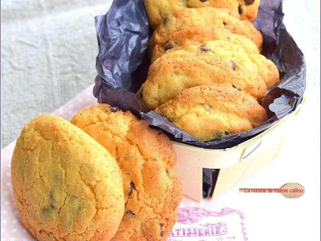 Recettes de cookies de la cuisine de mamie caillou - Caillou fait la cuisine ...