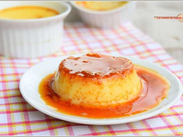 Recettes de caramel de la cuisine de mamie caillou - Caillou fait la cuisine ...