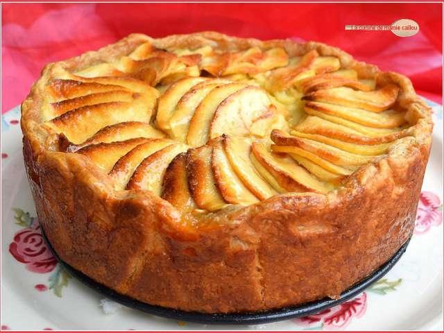 Recettes de grand m re et tarte aux pommes - Dessin de tarte aux pommes ...