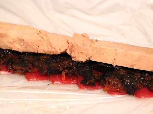 Recettes de foie gras et toasts - Denerver un foie gras ...