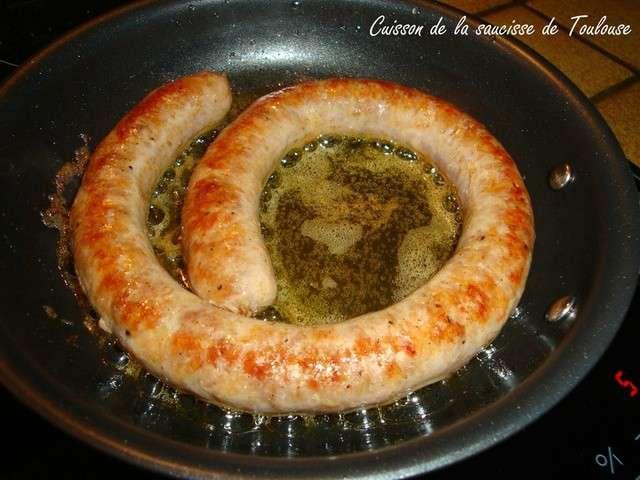 Recettes de toulouse et saucisse de toulouse - Comment cuisiner des saucisses de toulouse ...