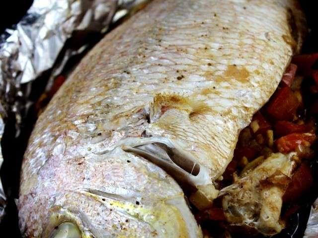 Recettes de sauce soja de mangez for Dorade en papillote au barbecue