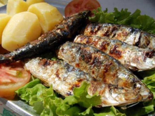 Recettes de sardines et pomme de terre - Cuisiner des filets de sardines fraiches ...