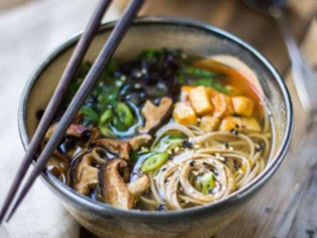 Recettes de marmite du monde - Soupe miso ingredient ...
