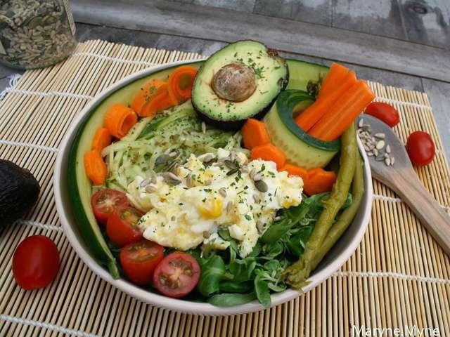Recettes de cuisine minceur et salades for Blog cuisine minceur