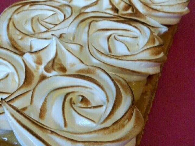 Recettes de tarte au citron et thermomix - Recette tarte au citron sans meringue ...