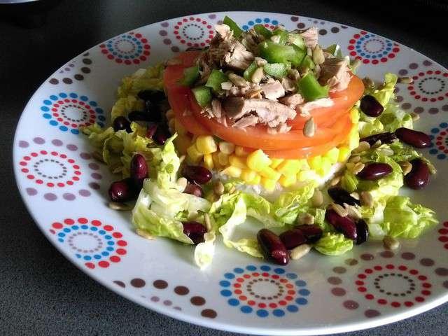 recettes de salade fraicheur et cuisine equilibr e. Black Bedroom Furniture Sets. Home Design Ideas
