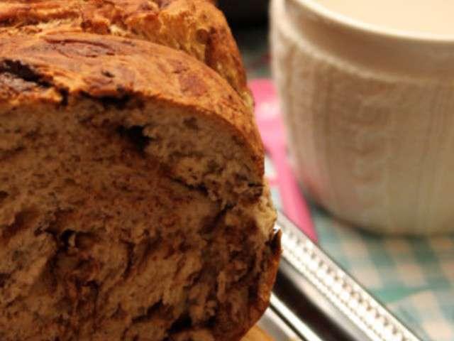 Recettes de pain au lait et noisette - Pain au lait recette ...