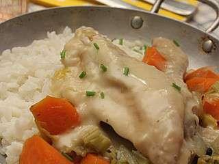 photo comment cuisiner 1 poule