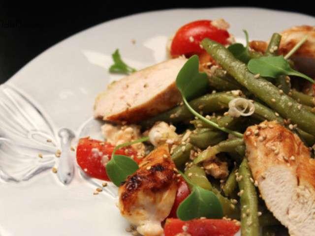 Recettes de Haricots et Salade de haricot - 8