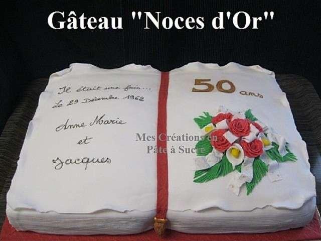 Recettes de Pâte à sucre de Domi Gâteaux Créations - 4