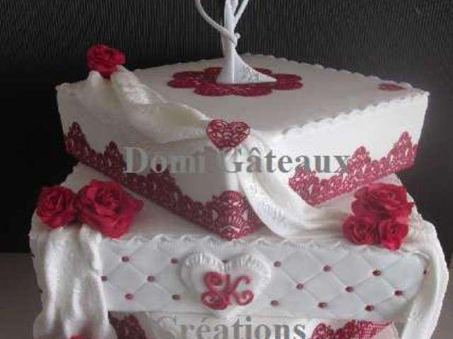 Recettes de Pâte à sucre de Domi Gâteaux Créations - 3