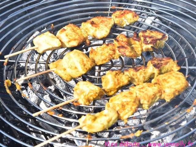 Recettes de marinades et curry for Marinade au paprika pour barbecue