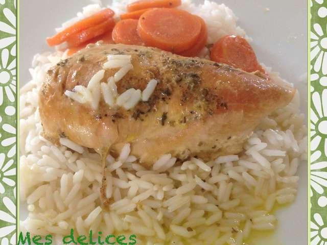 Recettes de moelleux et carottes - Cuisiner des blancs de poulet moelleux ...
