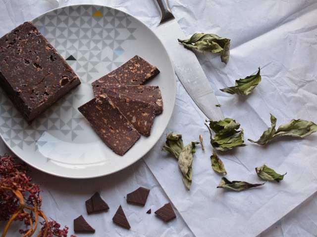 Recettes de g teau au chocolat de mes goug res aux pinards - Gateau au chocolat sans four ...