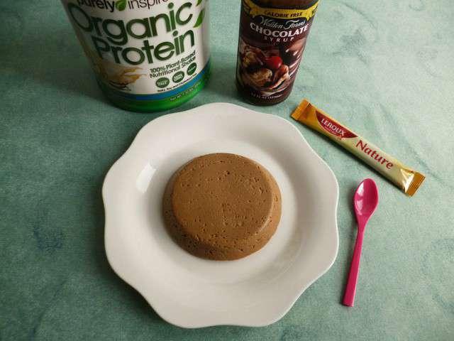Recettes de prot ines et g teaux - Gateau sans sucre ni beurre ...