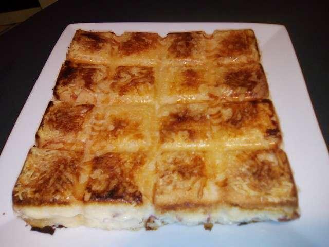 Recette Cake Reblochon Lardons Thermomix