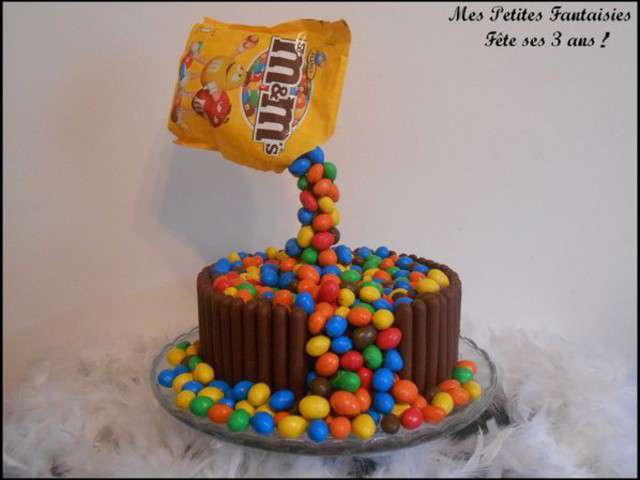 Recette Thermomix Gravity Cake