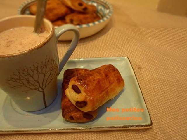 recettes de petit pain et chocolat. Black Bedroom Furniture Sets. Home Design Ideas