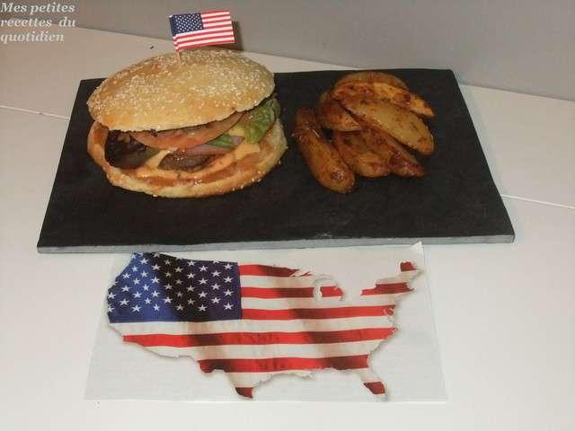 Recettes de defi cuisine americaine de mes petites - Blog cuisine americaine ...