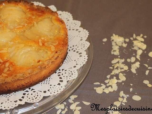 les meilleures recettes de tarte aux poires amandine. Black Bedroom Furniture Sets. Home Design Ideas