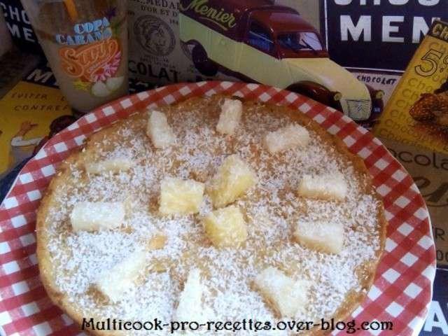 Recettes de multicuiseur et g teaux - Tf1 cuisine laurent mariotte moelleux aux pommes ...