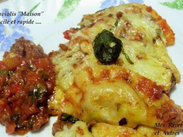 Les meilleures recettes de ravioli et cuisine facile - Blog cuisine rapide et facile ...