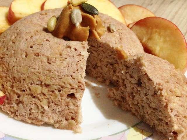 Bowl Cake Chocolat Healthy
