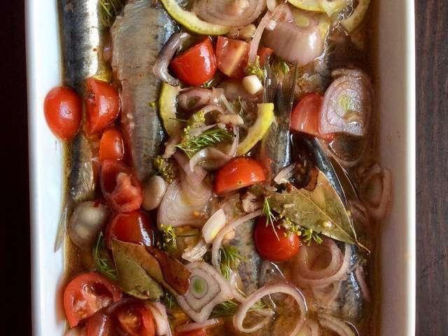 Recettes de poisson et sardines - Sardines au four sans odeur ...
