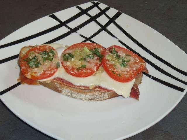 Recettes de mozzarella de mes tests culinaires la for La cuisine facile