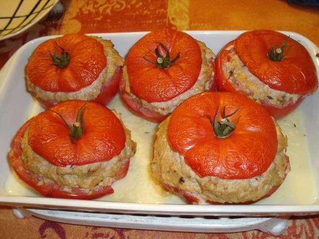 Recettes de tomates farcies de mes tests culinaires la for Blog cuisine facile