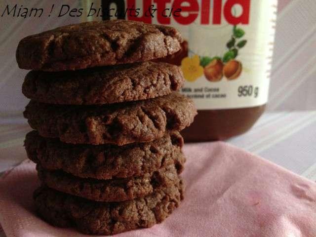 Les meilleures recettes de nutella et cookies - Recette de cookies au nutella ...