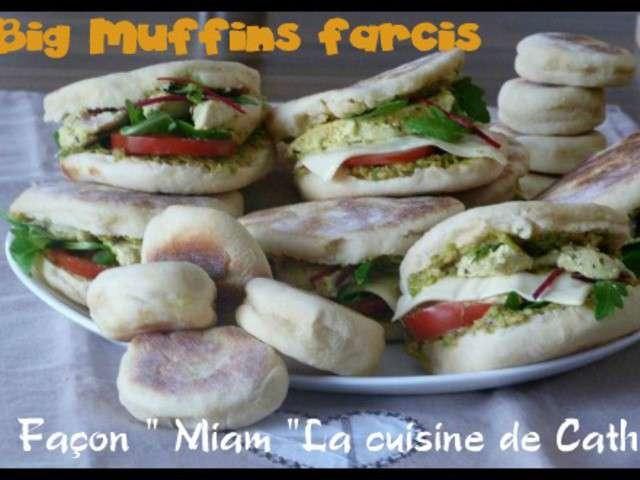 Recettes de muffins anglais de a z for La cuisine de a a z