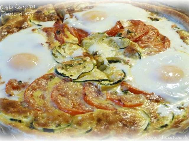 Recettes d 39 ufs for Cuisine de quiches originales et gourmandes