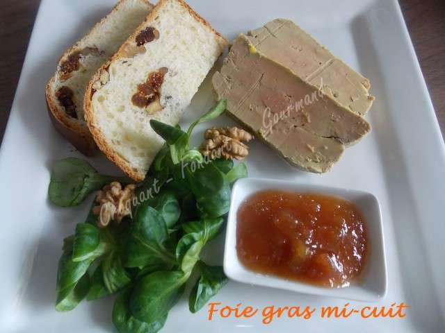 recettes de foie gras mi cuit et foie gras. Black Bedroom Furniture Sets. Home Design Ideas