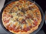 Pizza parmesane pour culino versions