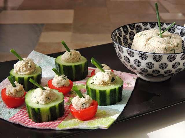 Recettes de crudit s de midi cuisine - Recette cuisine sur tf1 midi ...