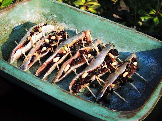 Recettes de sardines la plancha - Cuisiner des filets de sardines fraiches ...